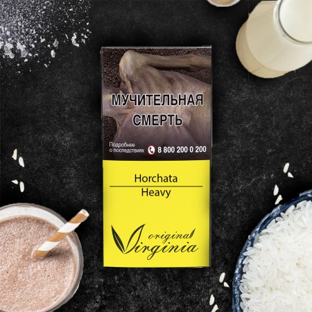 "Табак для кальяна ""Original Virginia/Heavy"", 50г (Horchata)"